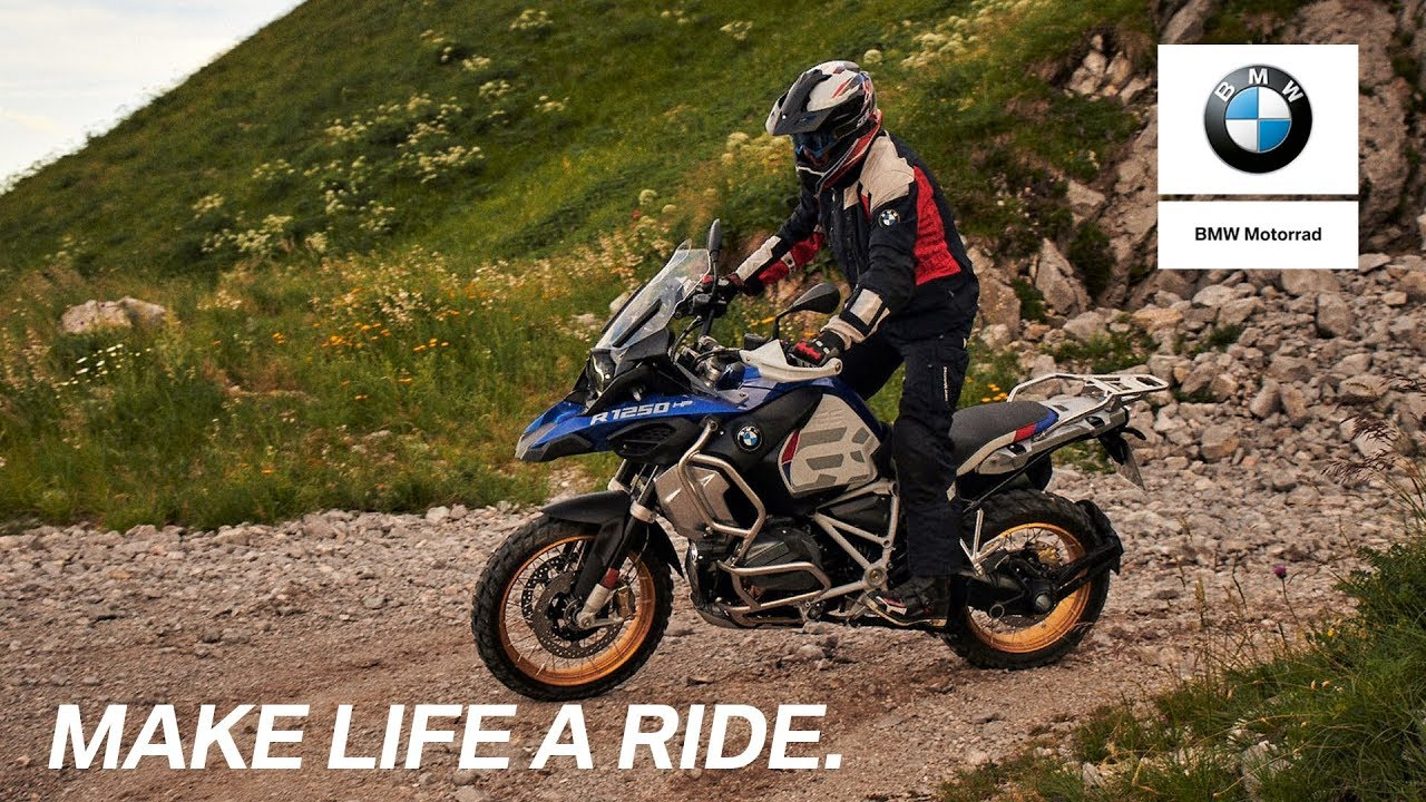 The New Bmw R 1250 Gs Adventure Youtube