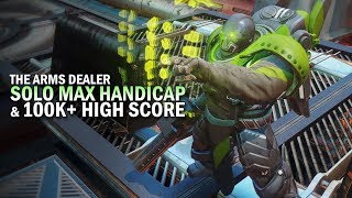 Solo nightfall max handicap arms dealer