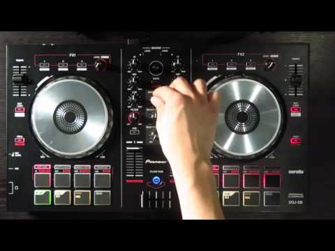 Pioneer DDJ-SB Serato DJ Controller Review & Talkthrough