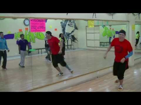 Bailalo A Lo Loco - Jowell y Randy 3Ball MTY - Tribal Dance Fitness W/ Bradley