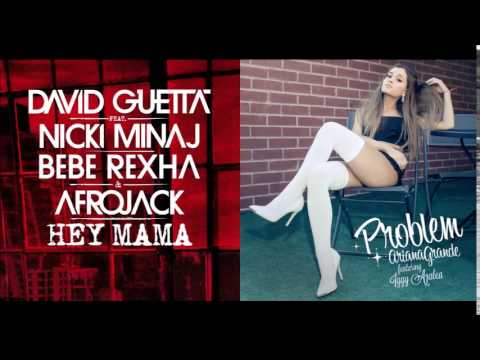 David Guetta feat. Nicki Minaj vs. Ariana...