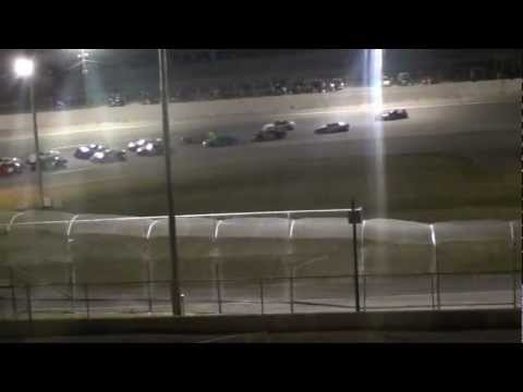 "5-19-12 Lebanon I-44 Speedway Austin ""Grasshopper"" Fullerton Part 1-1st Caution"