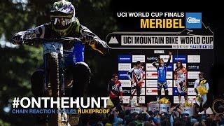 #OnTheHunt - Team CRC/Nukeproof - Meribel - Sam Hill