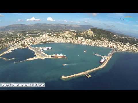 Zakynthos Port | Marine Yachting | Zante Island Greece