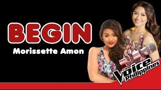 Watch Morissette Amon Begin video