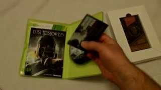 Dishonored Special Edition (Xbox 360) - Unboxing