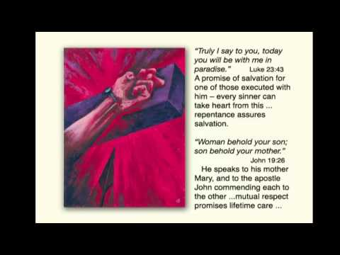Bread Broken: Journey Through The Cross DVD By Sr Mary Stephen \u0026 Bishop David Konstant