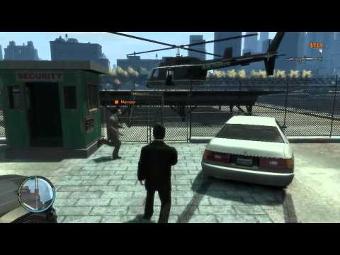 GTA IV Cops 'n' Crooks: Supremacy of the CnC Club 37