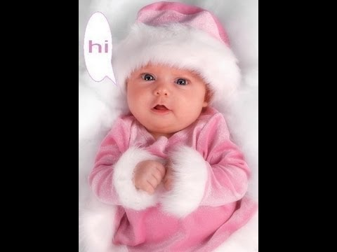 Cute Baby Pictures Slideshow