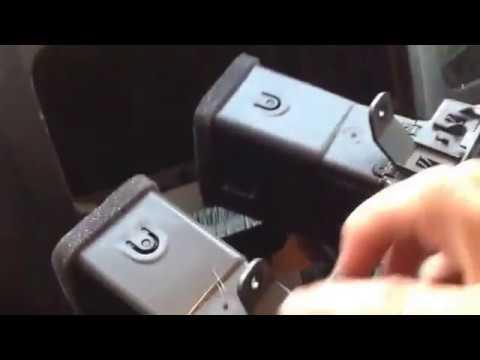 2013 Dodge Caravan Climate Console Removal Complete.
