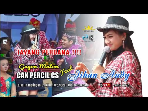 Download  Cak Percil CS Feat Jihan Audy Bojonegoro #SCPNUSANTARA #GUYONMATON Gratis, download lagu terbaru