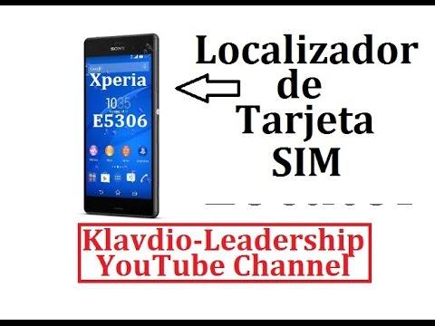 Donde lleva puesto la Tarjeta SIM Sony Xperia C4 E5306
