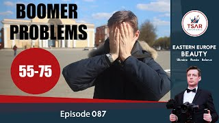 5 reasons Boomers fail in dating in Ukraine, Russia and Belarus!   Vodka Vodkast 087
