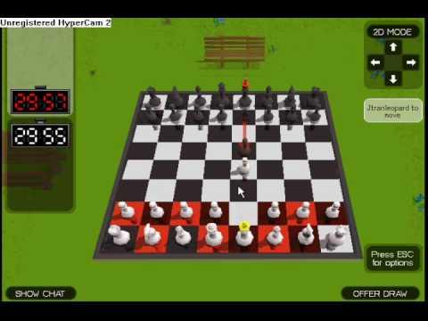Chess: Blitzkrieg Strategy
