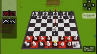 Chess: Blitzkrieg Strategy