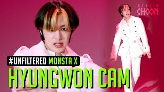 [UNFILTERED CAM] MONSTA X HYUNGWON(형원) 'FANTASIA' 4K | BE ORIGINAL