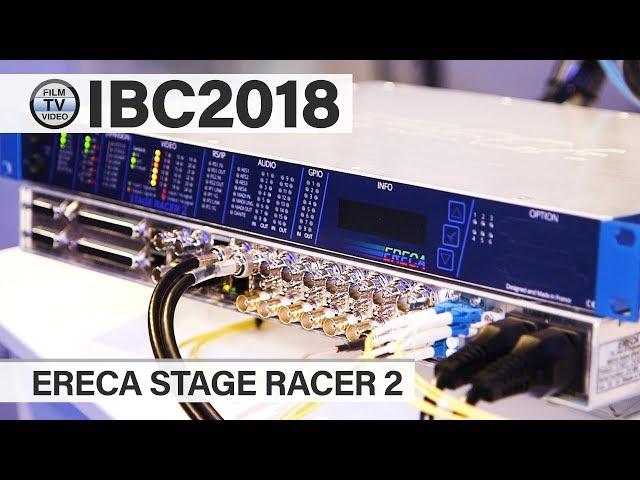 IBC2018: Ereca Stage Racer 2