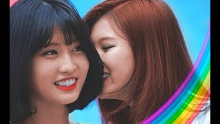 The TWICE Gay Square: GAY OR GAY