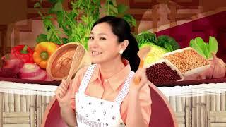 【新美食鳳味】大師有撇步-開胃蝦仁蛋炒飯+現煮鹹豬肉