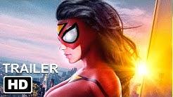 SPIDER-WOMAN Teaser Trailer HD | Odette Annable, Samuel L. Jackson, Cobie Smulders