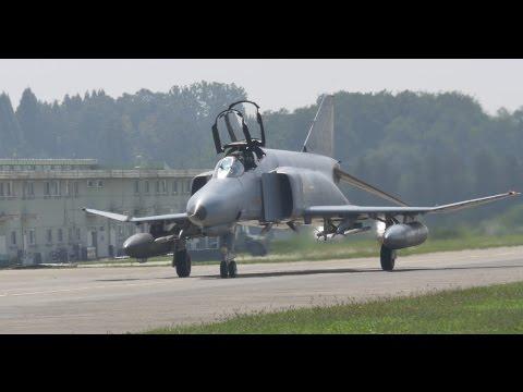 [KDN] KOREA AIRFORCE PHANTOM F-4 GH4 4K POPEYE