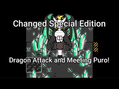 Dragon Attack and Meeting Puro! (Changed Special Edition #3) PG