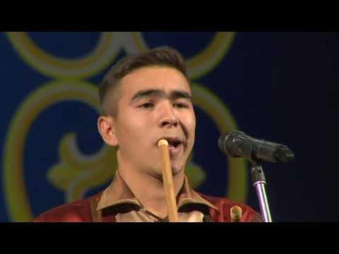 Young talent from Bashkortostan Курай - символ Башкортстана