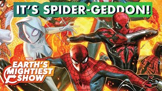 Spider-Geddon is here, and we