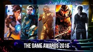 Прямая трансляция The Game Awards 2016 на русском языке