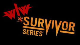 Wrestle! Wrestle! - Survivor Series 2014