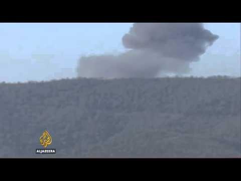 В челябинск вернулись самолеты из сирии видео