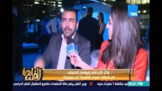 الحسيني :الناس الي بتخون الإعلام كانوا لابسين بيجامات في 30 يونيووبعد الثورة لبسه عباية الثورة