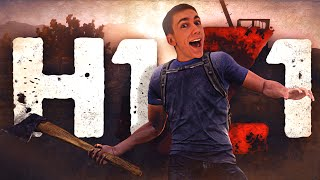 WAY TOO MUCH ACTION! | H1Z1