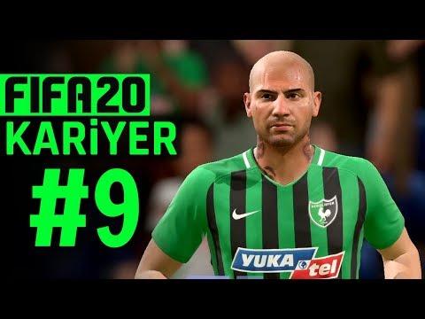 FIFA 20 KARİYER #9 // YENİ SEZON, AVRUPA İÇİN YENİ TRANSFERLER!!