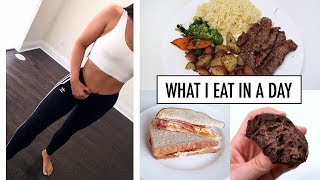 What I Eat In A Day To LOSE WEIGHT - How I Lost 45 lbs