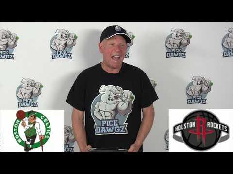 Boston Celtics vs Houston Rockets 2/11/20 Free NBA Pick and Prediction NBA Betting Tips