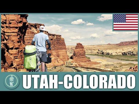 Utah & Colorado Cycling Tour on a Brompton Bike