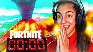 🔴 THE FORTNITE VOLCY EXPLODES LIVE AND BALSA BUTTON OPENS! PLAYING WITH SUBSCRIBERS - 3SP39!