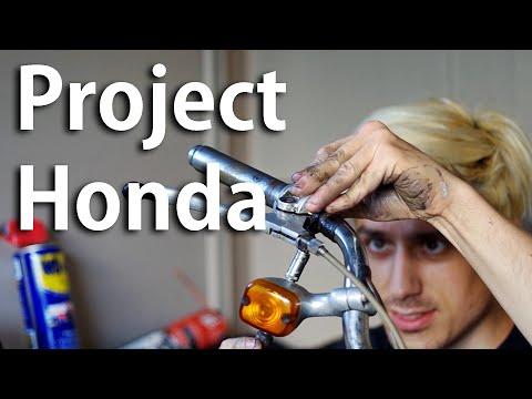 Honda c200 part 4
