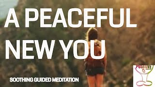 Discover A New You Positive Mindfulness Meditation Self Care & Love Healing Anxiety Negative Energy
