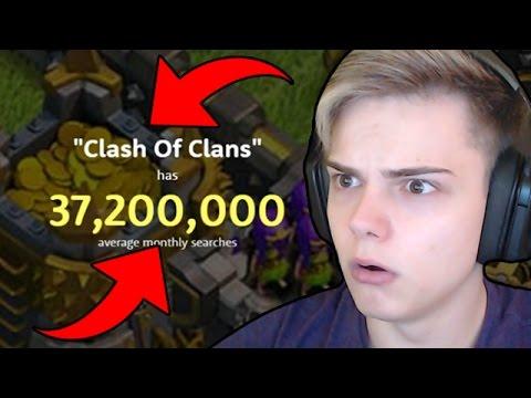 CATE CAUTARI ARE CLASH OF CLANS?!