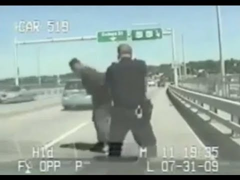 Dash Cam Shootout: Suspect tazed and fatally shot in knock down fight with Iowa Police Ofiicer