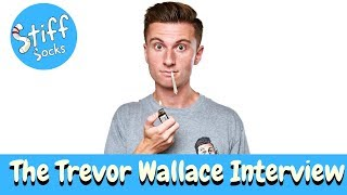 Gambar cover The Trevor Wallace Interview | Stiff Socks Podcast Episode 19