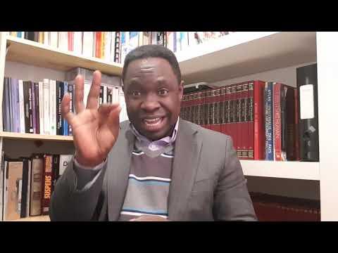 TIMOTHÉE TSHAOMBO SHUTSHA DÉCRYPTE FÉLIX TSHISEKEDI-CACH ET LE FCC
