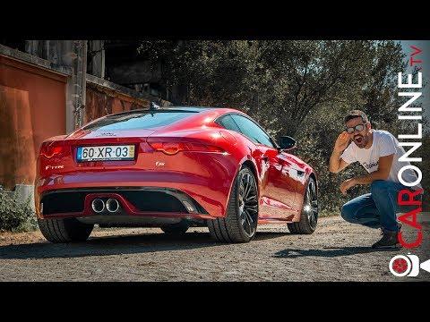 Jaguar F-Type S para mim o Melhor Som de V6 [Review Portugal]