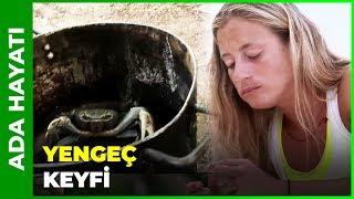 Afroditi'nin Yengeç Yeme Keyfi -  Survivor 78. Bölüm