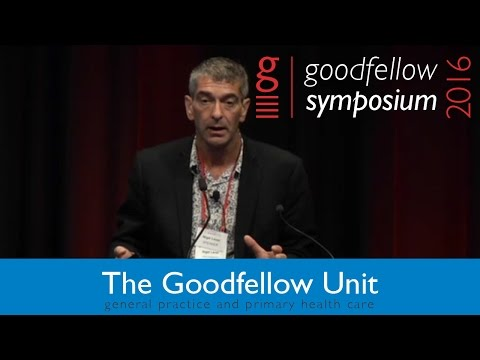 Goodfellow Unit Symposium 2016 - Nigel Lever - Curing Atrial Fibrillation
