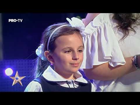Să fie voce! Să fie muzică!   Veverițele Năzdrăvane - Românii au Talent