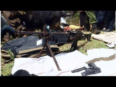 Violent Gangs Cause Mayhem as Kenyan Police 'Sleep'