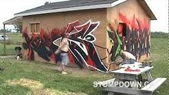 "SKI MASK - SDK #425 Stompdown Killaz Paintball *** Song: ""Winnipeg Boy"" by Winnipeg's Most"